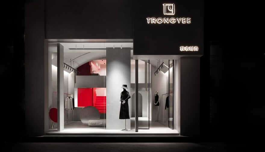 Troungree Boutique, Shantou / AD Architecture