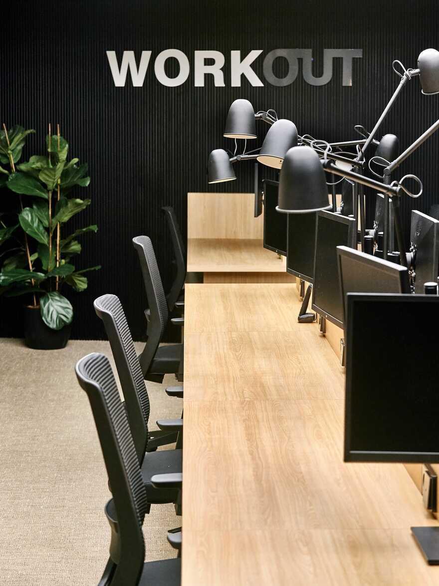 office, Madrid in Love Studio