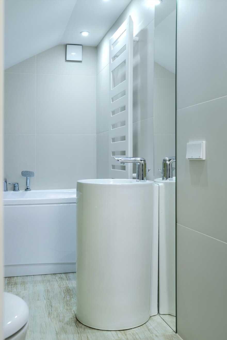 bathroom / Designers Pavel and Svetlana Alekseeva