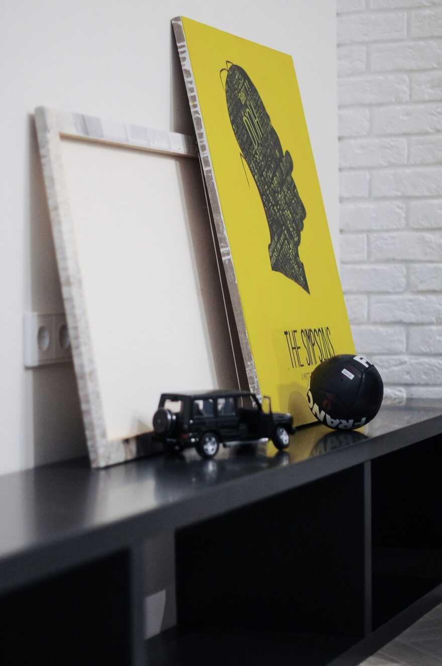 decor / Designers Pavel and Svetlana Alekseeva