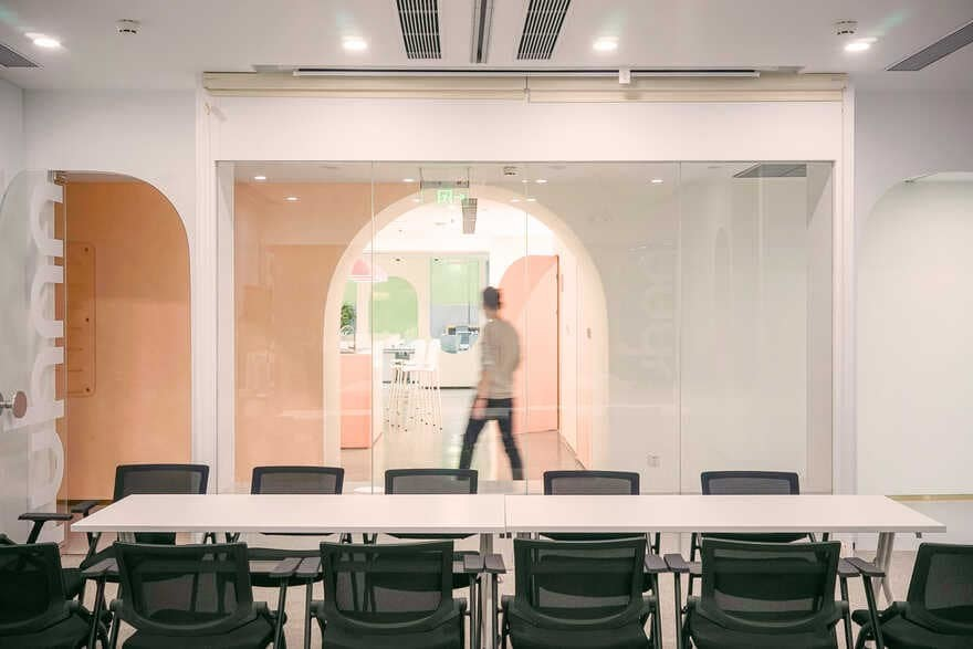 Ruhnn Culture Office by InDeco