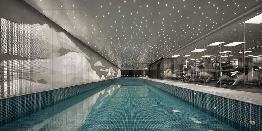 Dothink • pool / GFD Interior Designs