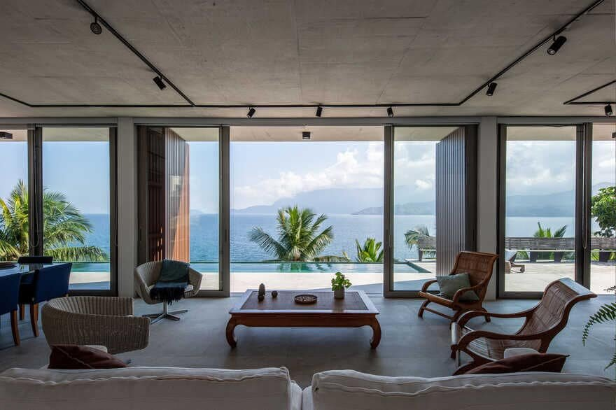 living room, Brazil / HUS Arquitetos