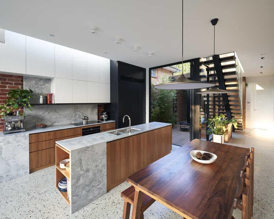 kitchen / Megowan Architectural