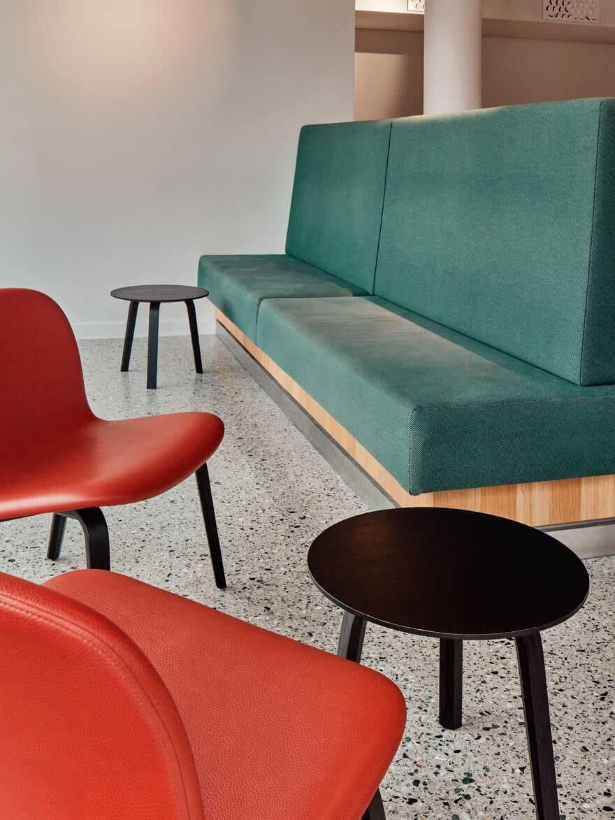 interior design, Namelok Amsterdam