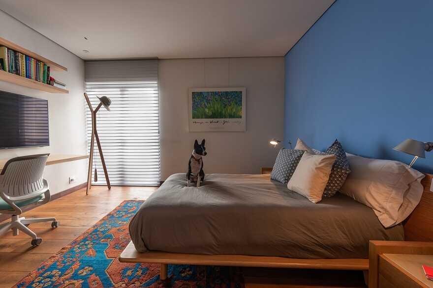 bedroom / Alejandro de la Vega Zulueta