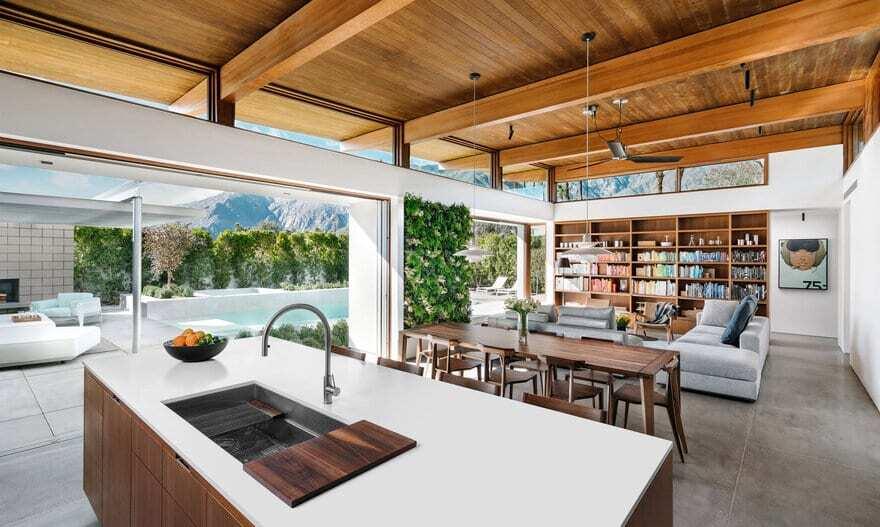 Axiom Desert House / Turkel Design