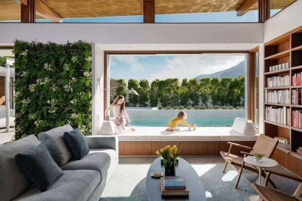 Axiom Desert House, Palm Springs / Turkel Design