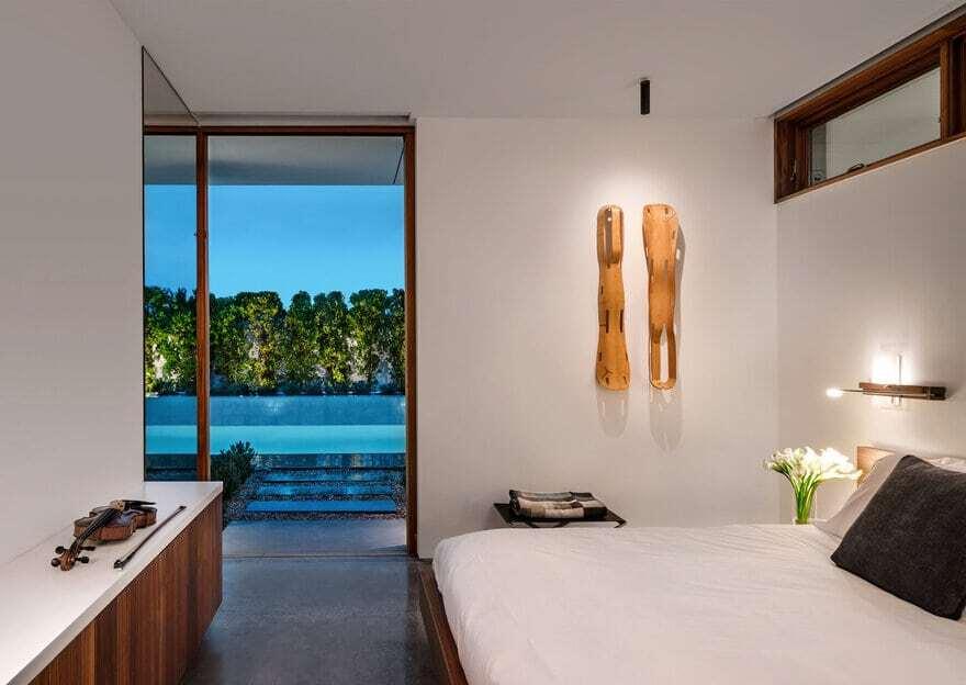 bedroom / Turkel Design