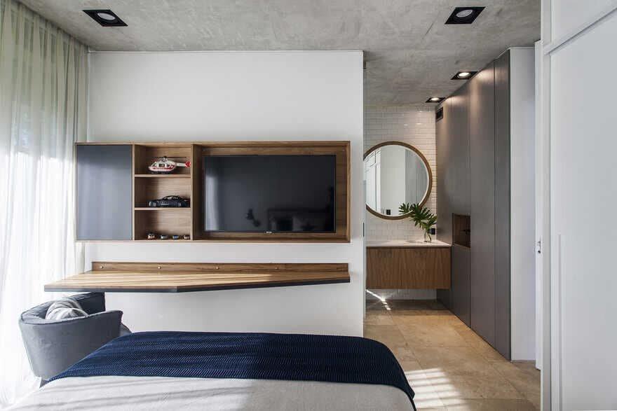 bedroom, Argentina / Estudio Jorgelina Tortorici