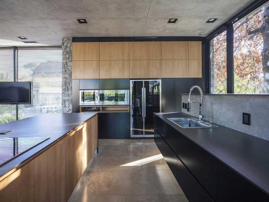 kitchen, Argentina / Estudio Jorgelina Tortorici