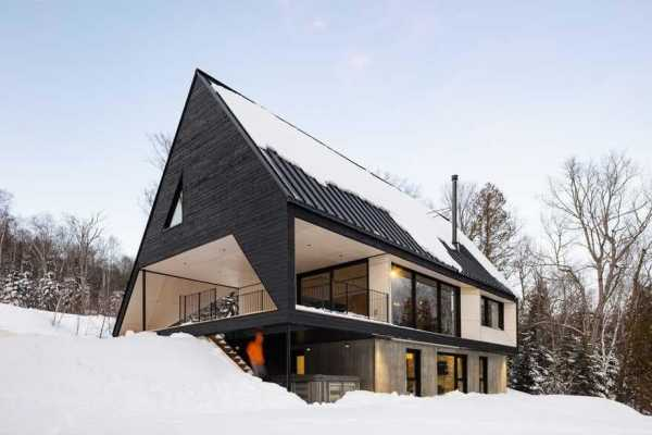 Cabin A / Bourgeois Lechasseur Architects