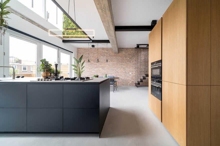 CooLoft - Loft House Rotterdam by EVA Architecten