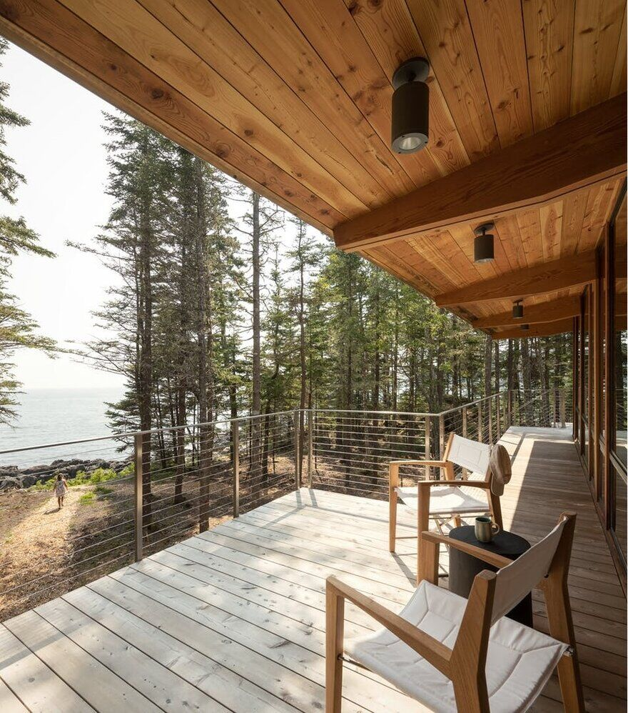 terrace / Whitten Architects