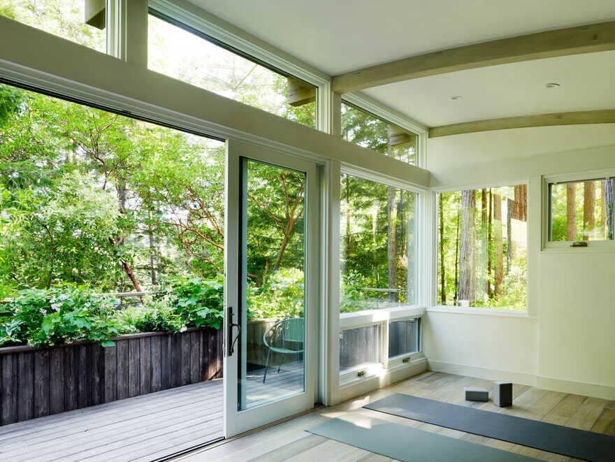 Mill Valley Cabins, California / Feldman Architecture