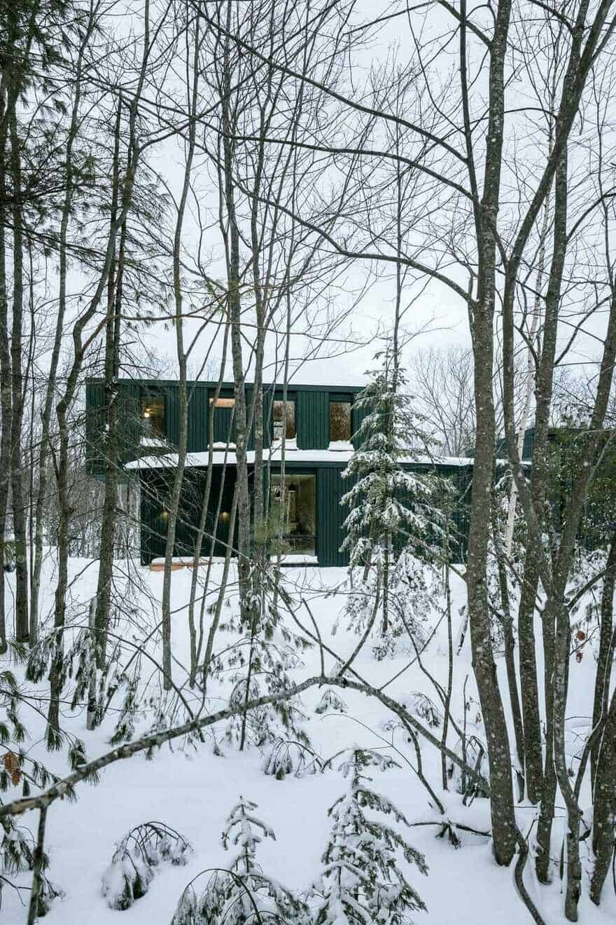 Green Camp, Portland / Caleb Johnson Studio