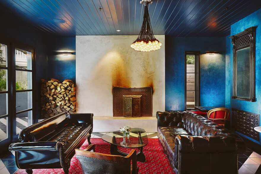 Hotel Saint Cecilia, a Sophisticated Hotel Merging History with Contemporary Style in Austin, Texas