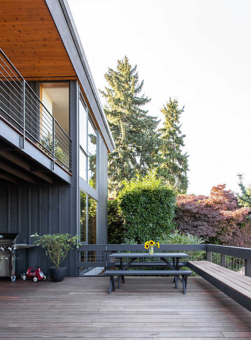 terrace, Seattle / SHED Architecture & Design