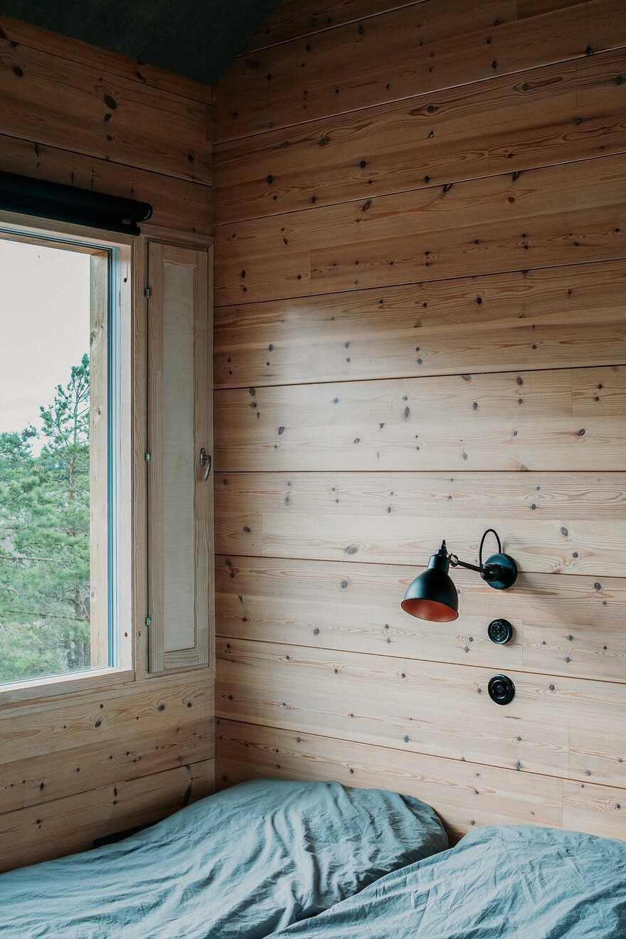 bedroom, Project Ö / Aleksi Hautamäki
