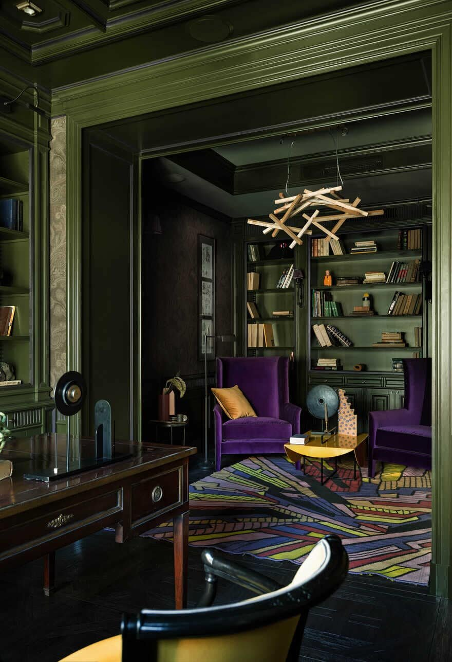 home office, Decoding by Alexandrine Lukach