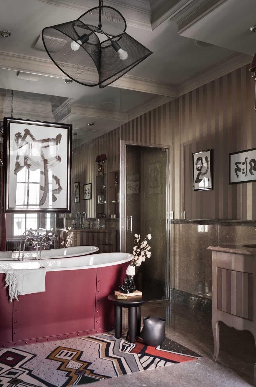 bathroom, Decoding by Alexandrine Lukach