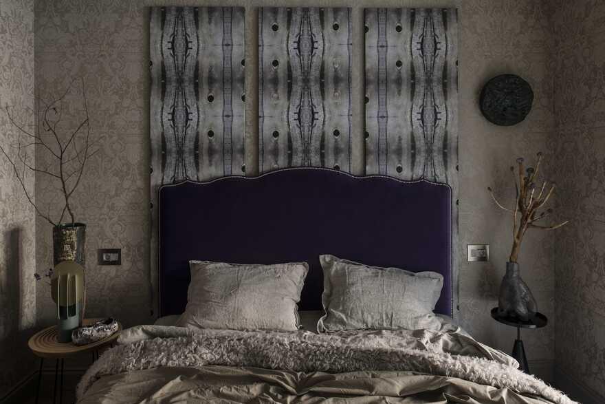 bedroom, Decoding by Alexandrine Lukach