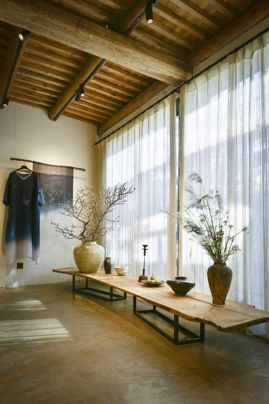 interior design, Wudaoying Hutong / Tanzo Space Design