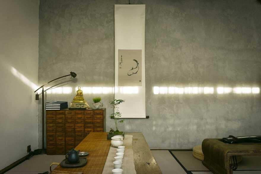 retail design, Wudaoying Hutong / Tanzo Space Design