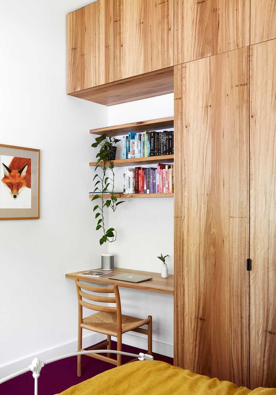 home office / Austin Maynard Architects
