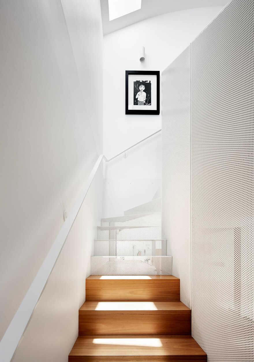 staircase / Austin Maynard Architects