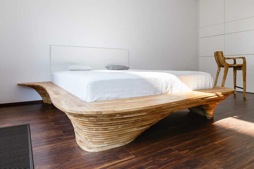 bedroom, Prague / Archistroj