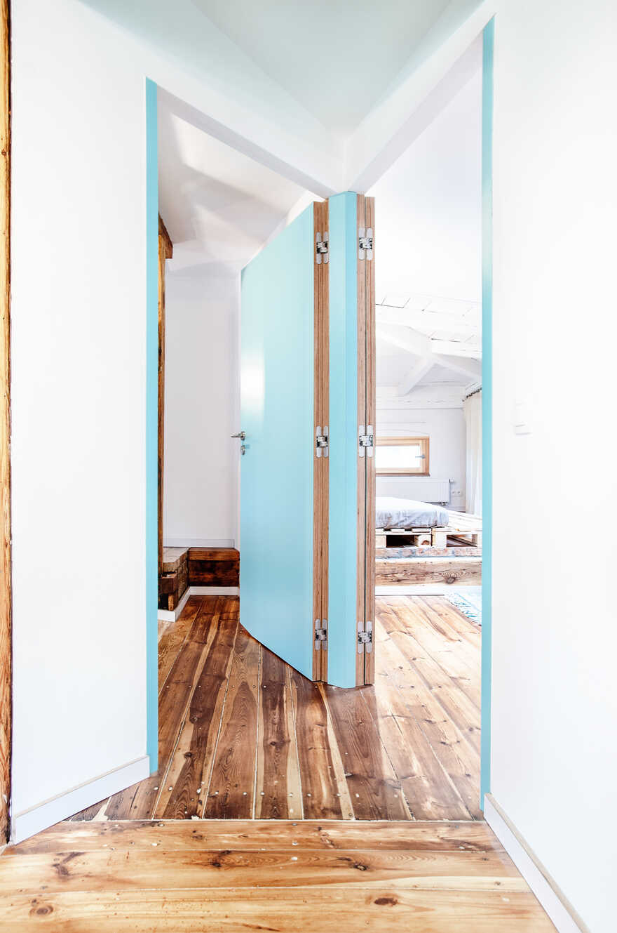 doors, Atelier Starzak Strebicki