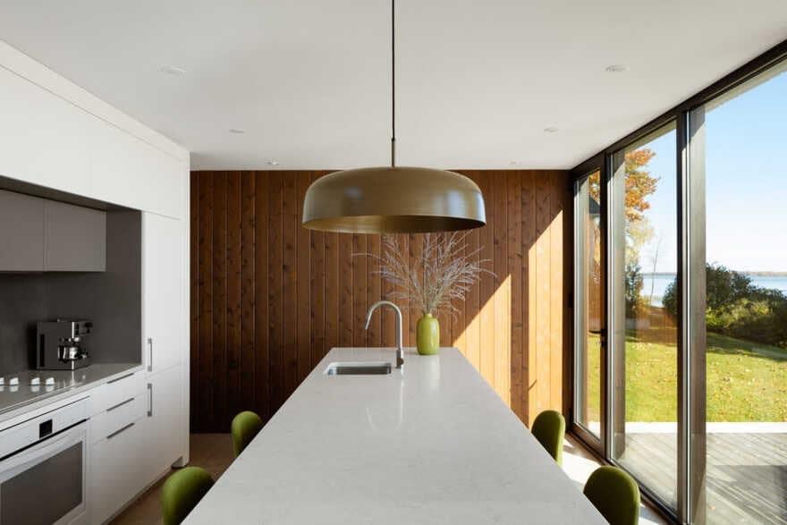 Residence St-Ignace / Nathalie Thibodeau Architecte