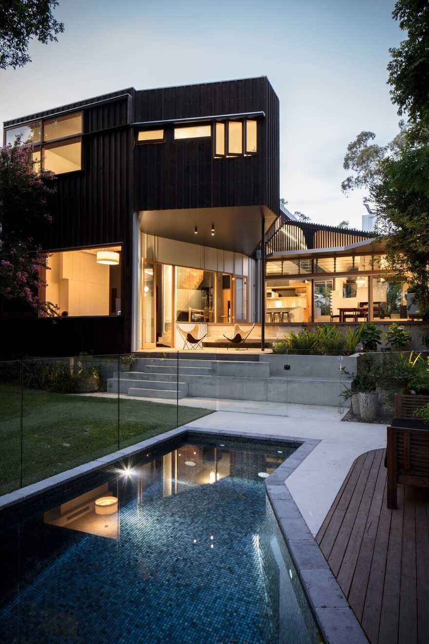 pool, residential / David Boyle Architect