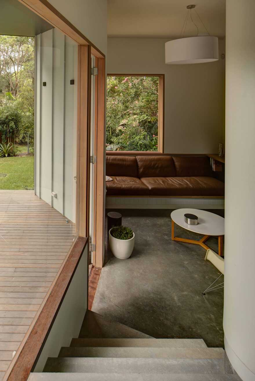 living / David Boyle Architect