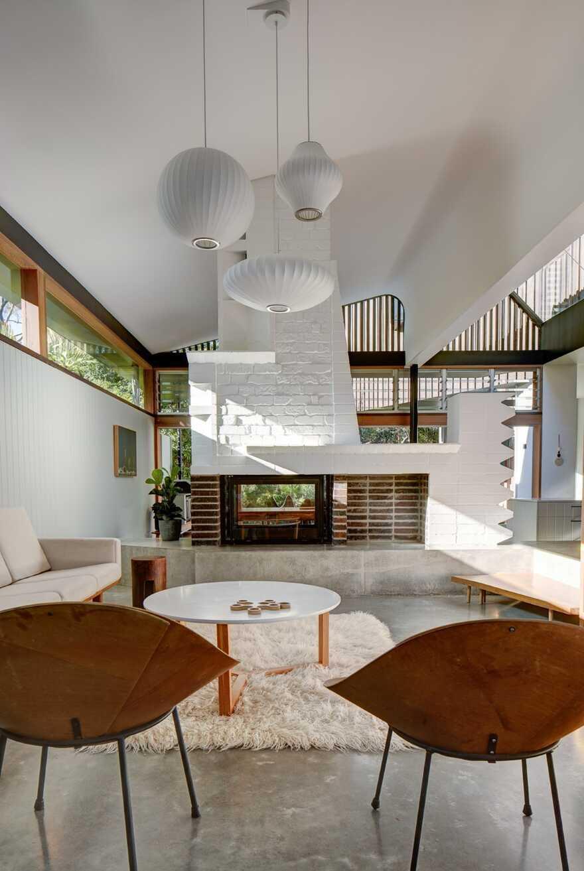 living room / David Boyle Architect