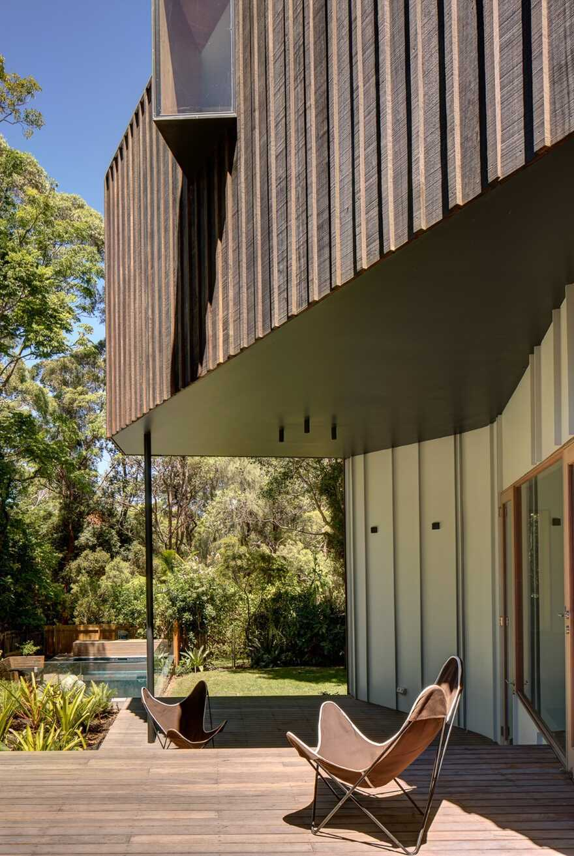 Riverview House / David Boyle Architect