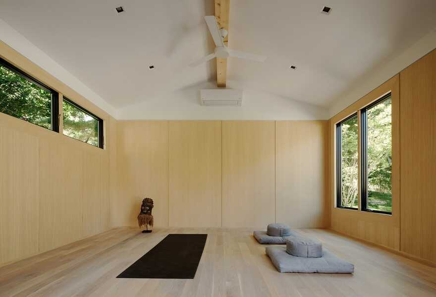 yoga space, New York / General Assembly