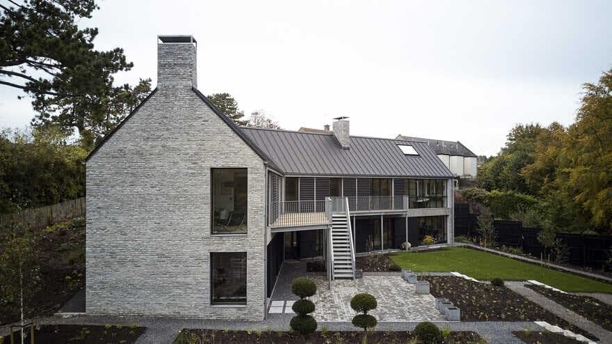 Somerton Long House, Somerset / Neil Choudhury Architects