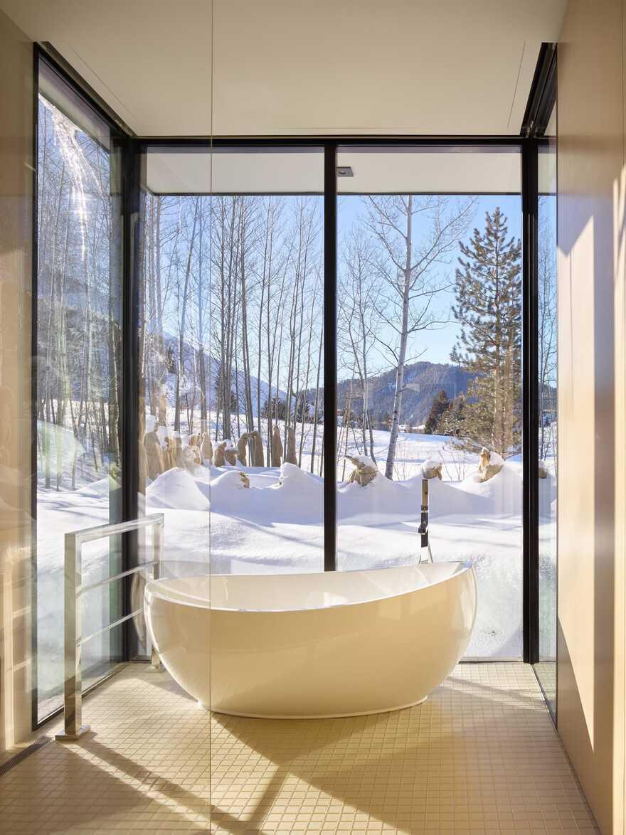 bathroom / Olson Kundig