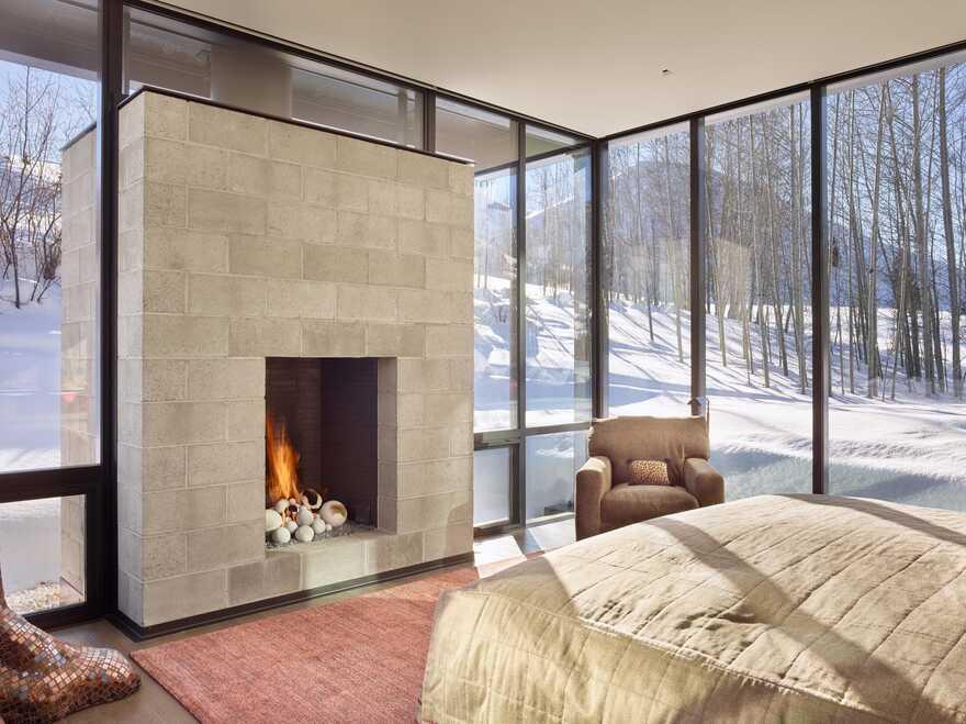 bedroom / Olson Kundig