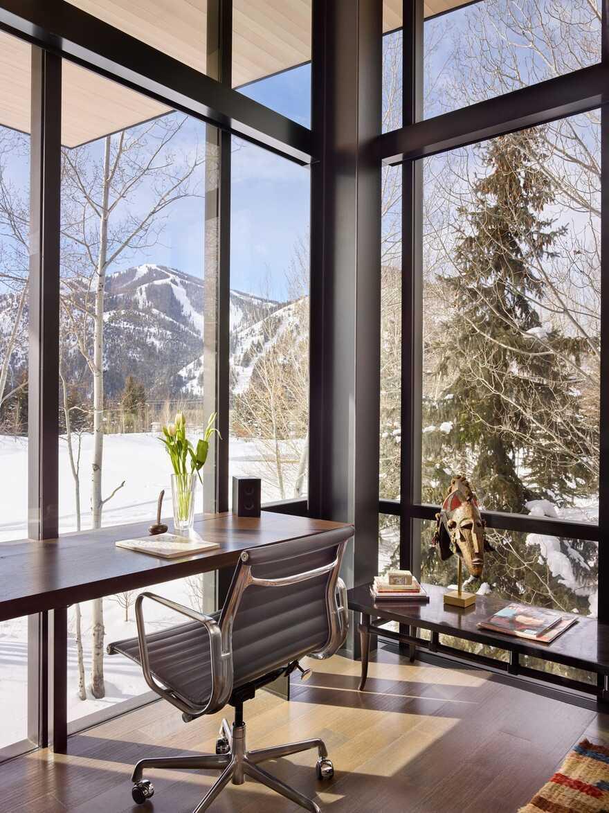 home office / Olson Kundig