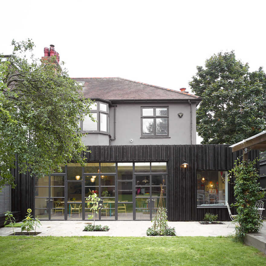 The Avenue London / The Vawdrey House