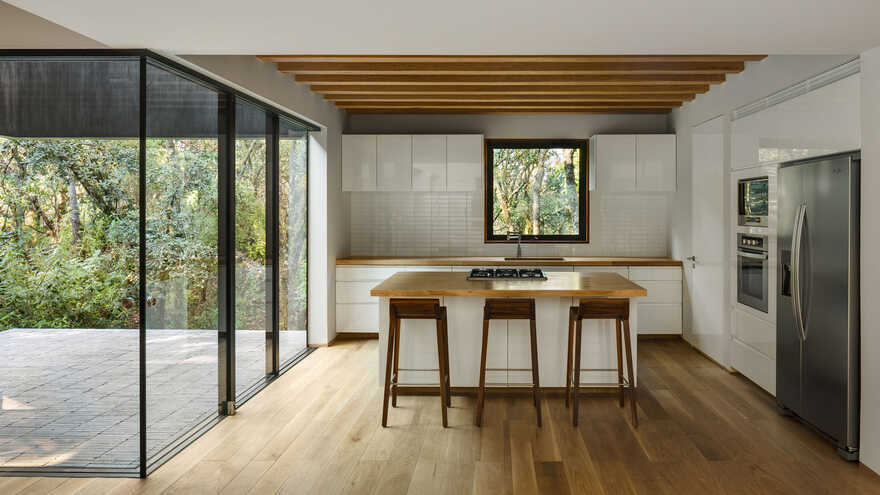 kitchen, Pérez Palacios Arquitectos Asociados