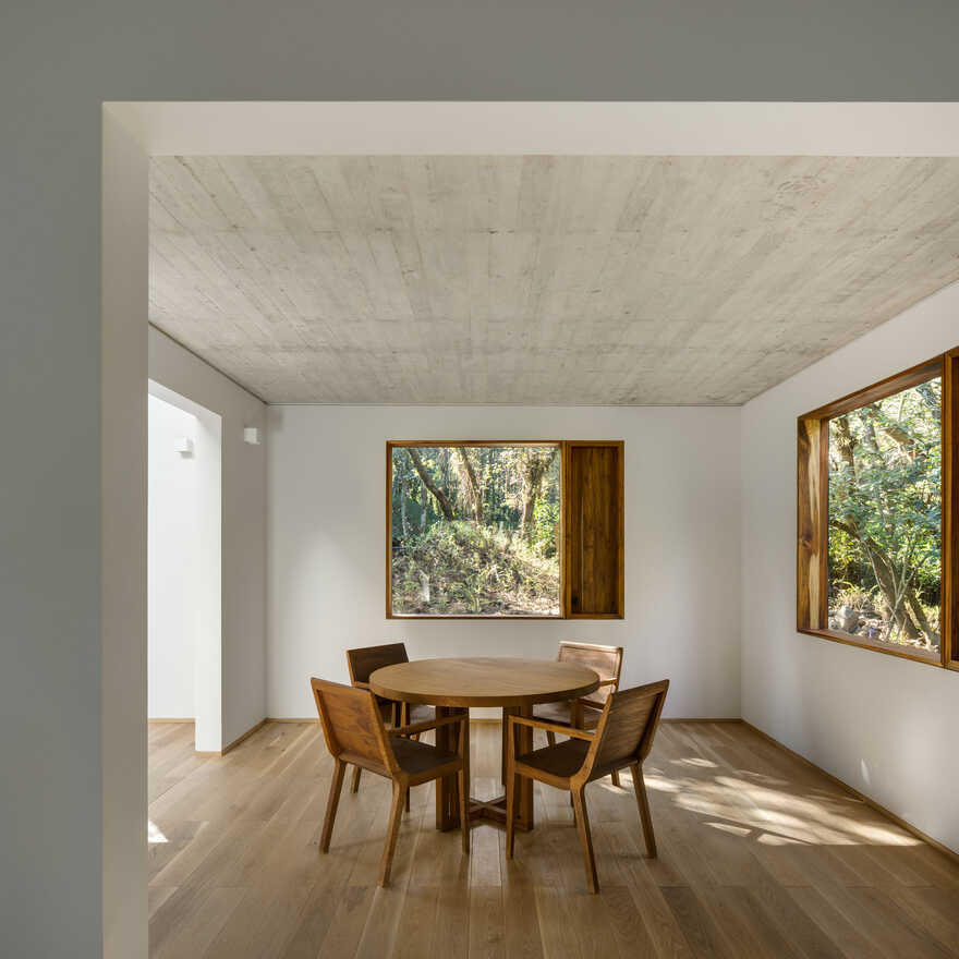 dining room, Pérez Palacios Arquitectos Asociados