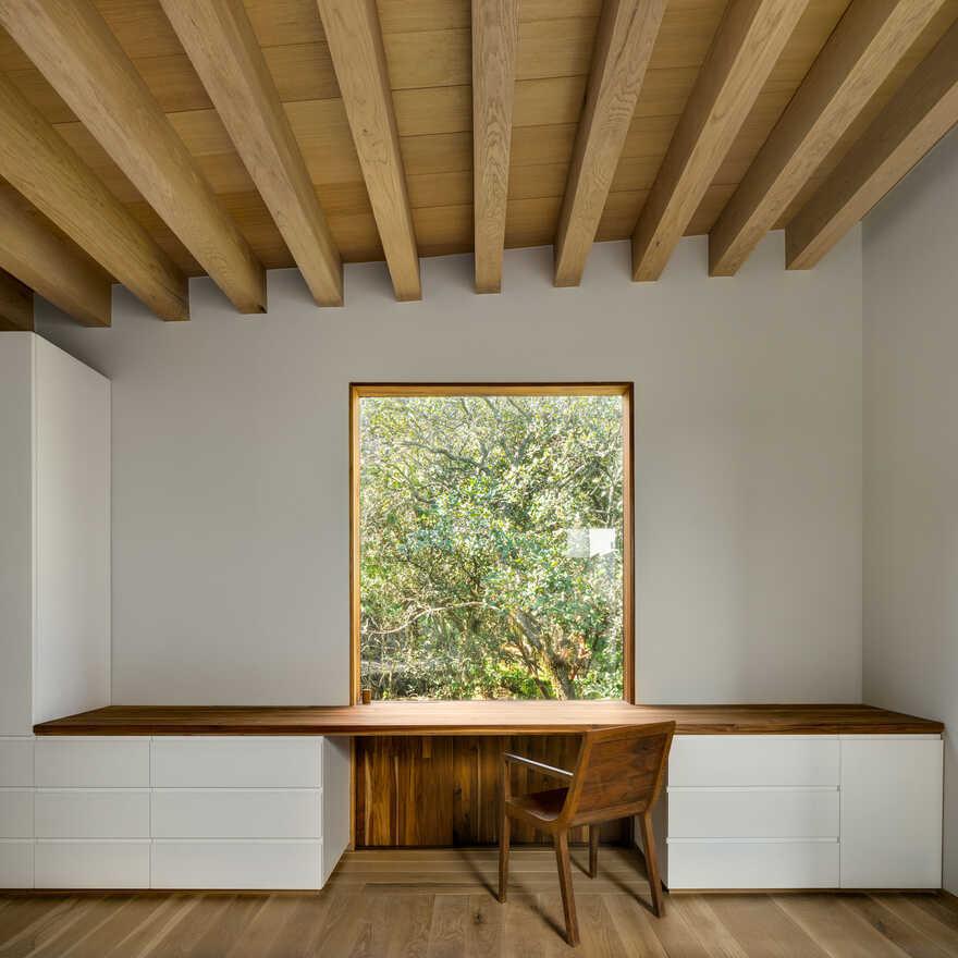home office, Pérez Palacios Arquitectos Asociados