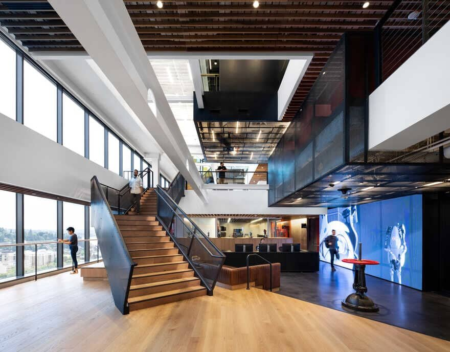 Valve Headquarters / Clive Wilkinson Architects + JPC Architects
