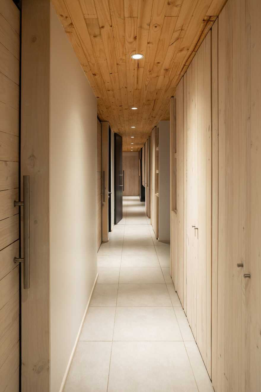hall, Chile / AFARQ Arquitectos
