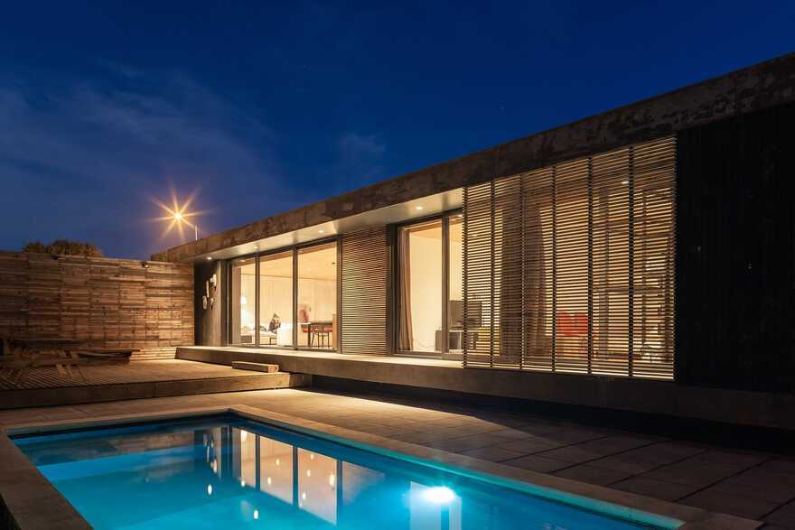 pool, Chile / AFARQ Arquitectos