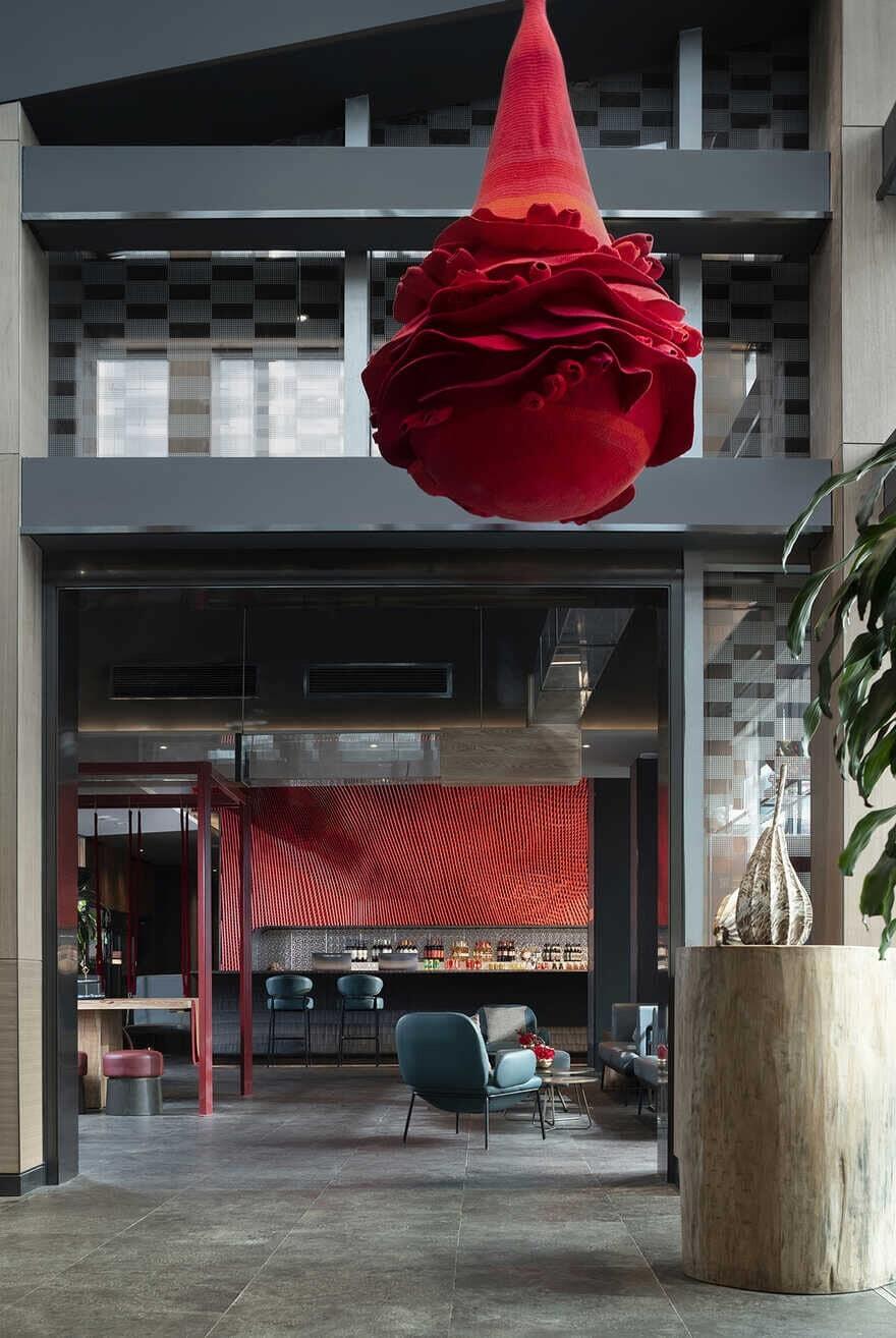 interior design / IN.X - Interior Architect Wu Wei